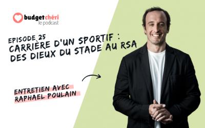 Episode #25 Carrière d'un sportif : des dieux du Stade au RSA