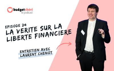 Episode #24 La vérité sur la liberté financière